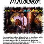 Ivan Maldoror & les Réfugiés Poétiques - One Musical Man Show Guitare chant