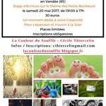"""""""Les Petits Bonheurs"""" Atelier d'écriture Créative"""