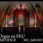 Philippe Claire - ORGUE EN FEU