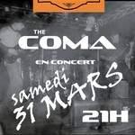 The Coma en concert au Terminal