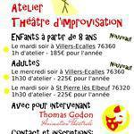 Association projecteur - Atelier de théâtre d'improvisation