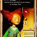 """""""La cité buvard"""", spectacle de marionnettes, de masque en musique live"""