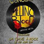 Soirée Live Electro-Rock Cave à Rock samedi 9 juin