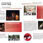 Atelier théâtre & écriture à Grenoble