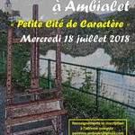 « PEINTRES EN LIBERTE » s'invitent dans notre petite Cité