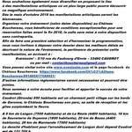 Salle pour événement public au Château BOUCHEREAU (