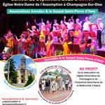 Concert Gospel - Chants traditionnels et africains