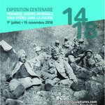 Exposition centenaire 1918-2018, Deux frères dans la guerre