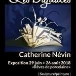 """""""Rêves de porcelaine"""" - Catherine Névin"""