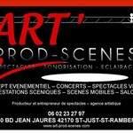ART PROD SCENES - PRODUCTEUR DE SPECTACLES
