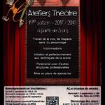 Ateliers théâtre à la Pirouette-Leers