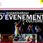 Organisation d'événements culturels - Formation 380 h ouverte à bac +