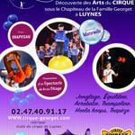 Stages d'initiation au Cirque sous CHAPITEAU