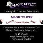 Un magicien pour votre événement
