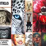 JJ VITIELLO AEROGRPAHIE - Peintures Aérogreaphie. Réalisme et couleurs