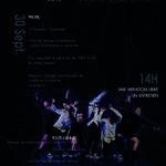 audition  création danse Hip Hop contemporain  pour un instant de vie