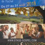 Stage de Gospel été 2018