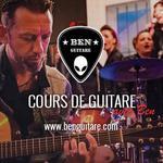 Ben Guitare - Cours particuliers de GUITARE dans le Var !