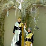 Les Tisseuses de Rêve - Déambulation Rêver en grand avec échassier