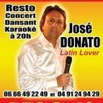 Resto'Concert avec José Donato au B52 Café