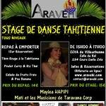 Stage de Danse Tahitienne à Villeurbanne