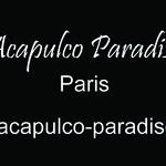 Acapulco Paradiso Paris - création robe de danse latine, danse sportive sur mesure