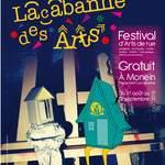 """Festival """"LaCabanne des Arts"""" 8ème édition"""