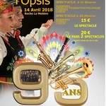 95ème Anniversaire d'Harmonia de Beaulieu