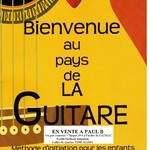 Méthode initiation guitare pour les enfants de 5 à 9 ans