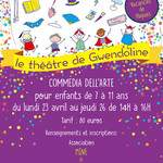 Stage théâtre Commedia dell'arte enfants 7-11ans
