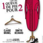 Théâtre - Une Queue De Pie Pour Deux