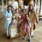 Cie Fêtes Baroques - danses et divertissements des XVIIè et XVIIIème siècles