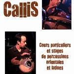 Cours et stages de percussions à Lyon: darbouka, congas, bongos