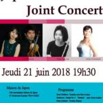 Japon-Taïwan Duo concert classique Beethoven, Schubert...