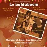 La Tribu du Fil Rouge - Le Baldaboom
