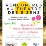 Rencontres au Théâtre des 5 Sens