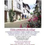 Visite commentée de Saint Jean de Côle