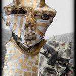 Dominique Allain - Sculpture et raku
