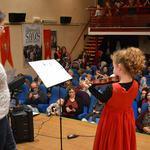 Ecole de musique Cantabile - Cours de violon, guitare, harpe, percu, batterie, accordéon...