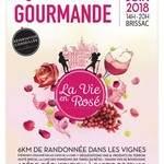 Randonnée - La Vie en Rosé - Rando Gourmande