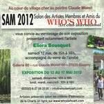 Salon Sam 12 à Giverny (Eliora Bousquet)