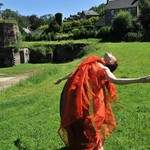 Atelier 4jours Danse Butô - Tina Besnard