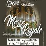 Messe Royale / Couperin, choeur et orgue