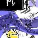 Cours de théâtre pour enfants ; les Cours d'Ailleurs !