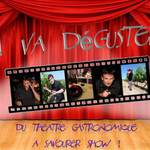 Le Petit Raconteur - On Va Déguster ! un spectacle gastro'comique