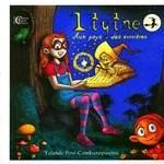 Livre CD Liyine aux pays des sorcières