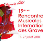 Rencontres Musicales Internationales des Graves