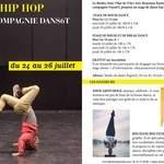 STAGE DE HIP-HOP PAR LA CIE DANS6T