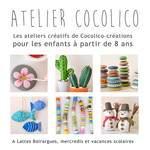 Atelier Cocolico - Ateliers créatifs pour les enfants à partir de 8 ans