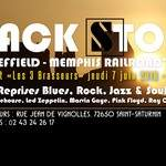 Black Stone : The Sheffield Memphis Railroad's Band